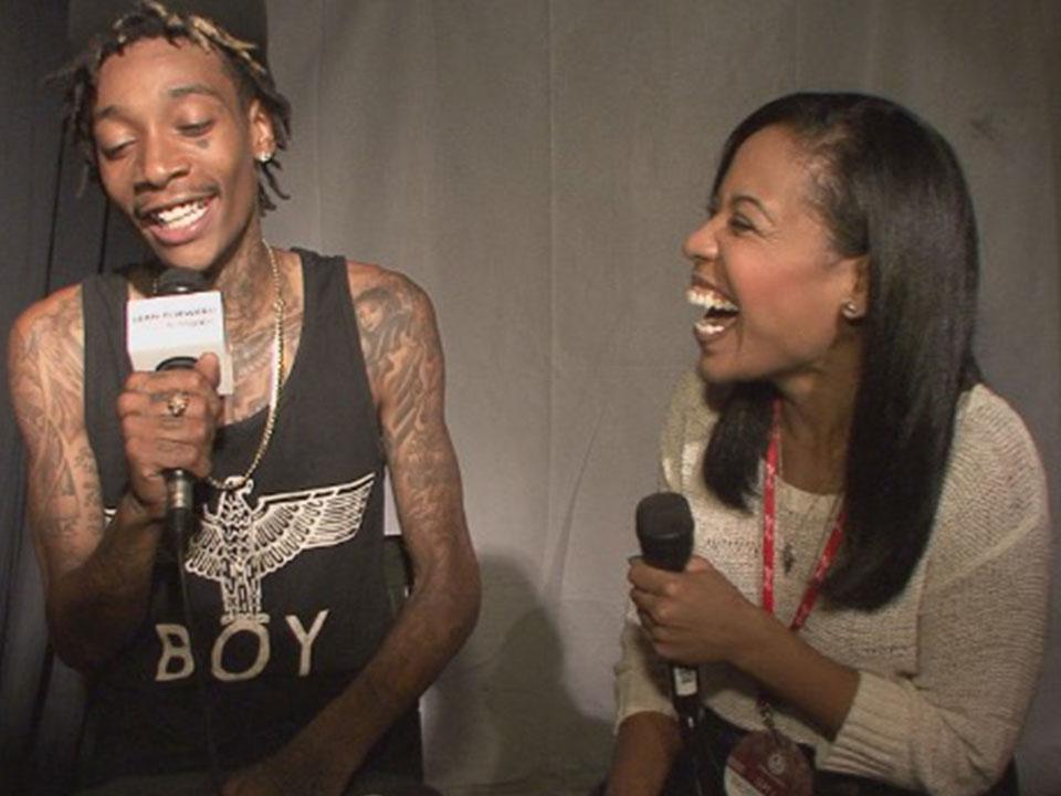 Lindsey Granger, Wiz Khalifa, Jay Z's Made in America Festival